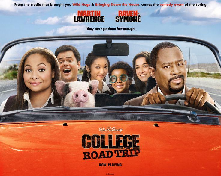 College Road Trip Stream