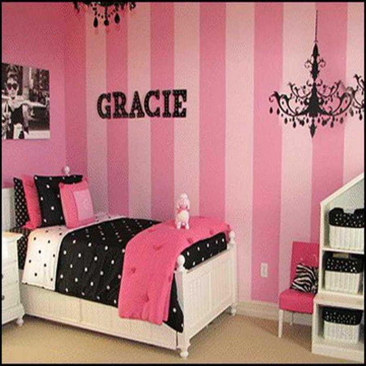 Paris Themed Decorating Ideas Part - 15: Paris Themed Teenage Bedroom Ideas - Interior Design Master Bedroom Check  More At Http:/