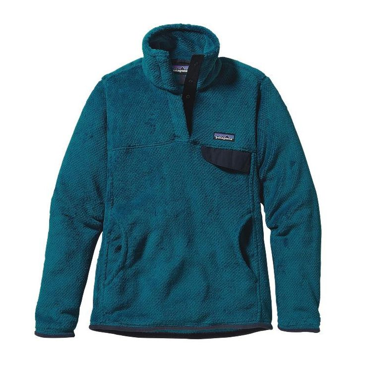 { Underwater Blue } Patagonia Re Tool Fleece. I love this color! Would love