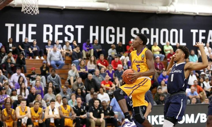 NBA Draft | 9 prospects to know for 2019 = The NBA Draft process never stops, and while we've already taken a look at the 2018 draft, it's never too early to start looking ahead even further. The final AAU evaluation period came to a close last weekend, and I've already begun taking a close look at the top high school players in.....