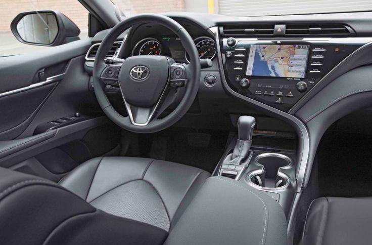 2018 Toyota Camry Concept, Interior and Exterior Design