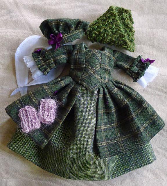 Islecroft creation - love the highlander pieces