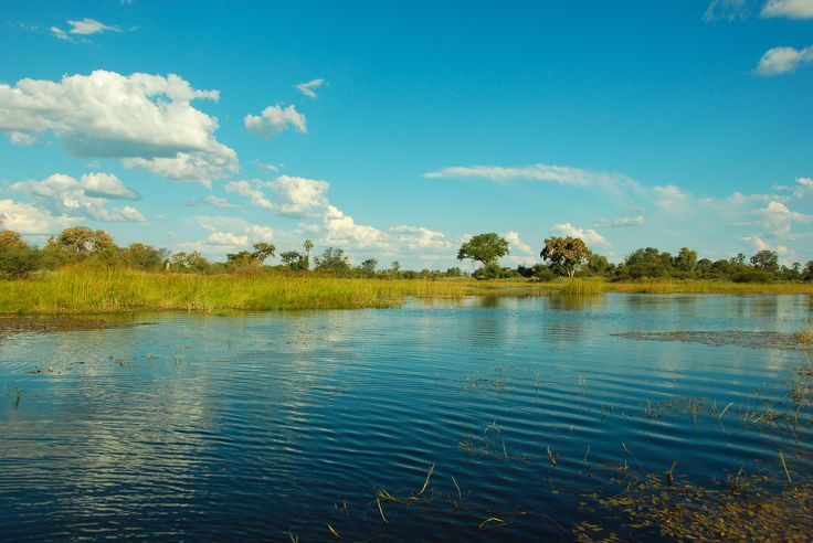 Okavango Delta - newest World Heritage Site