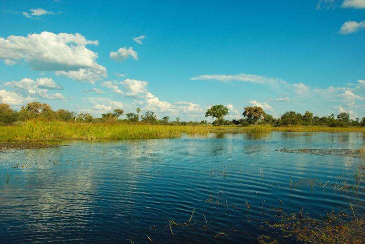 Okavango Delta - newest World Heritage Site