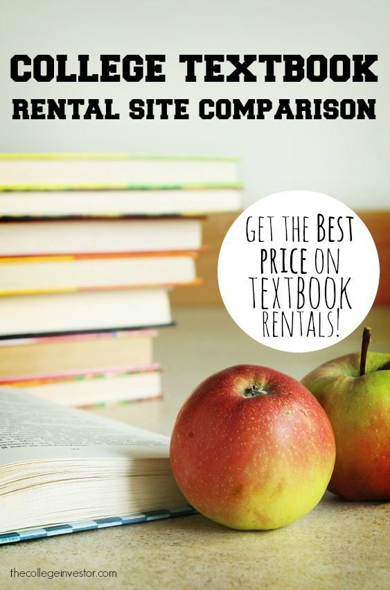 Comparing The Most Popular College Textbook Rental Sites