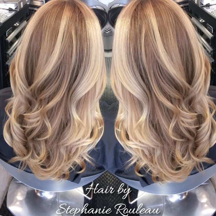 "✨Stephanie Rouleau✨ on Instagram: ""Base color 8N by #matrix with blonde…"