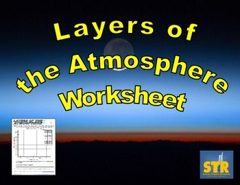 the reason behind the layers? This printable, reproducible worksheet ...