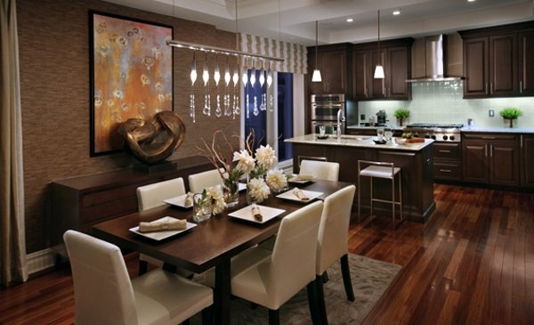 17 best images about lennar dining rooms on pinterest for Best brand of paint for kitchen cabinets with love letters wall art