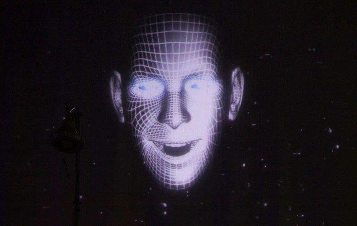 Holoface, #Bucharest #Light #Festival