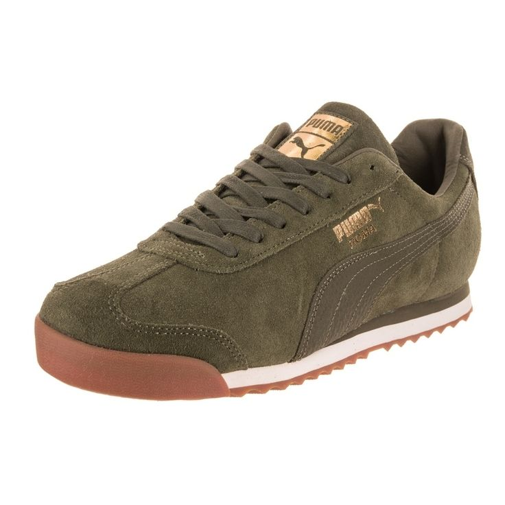 Puma Men's Roma Warmth Casual Shoe