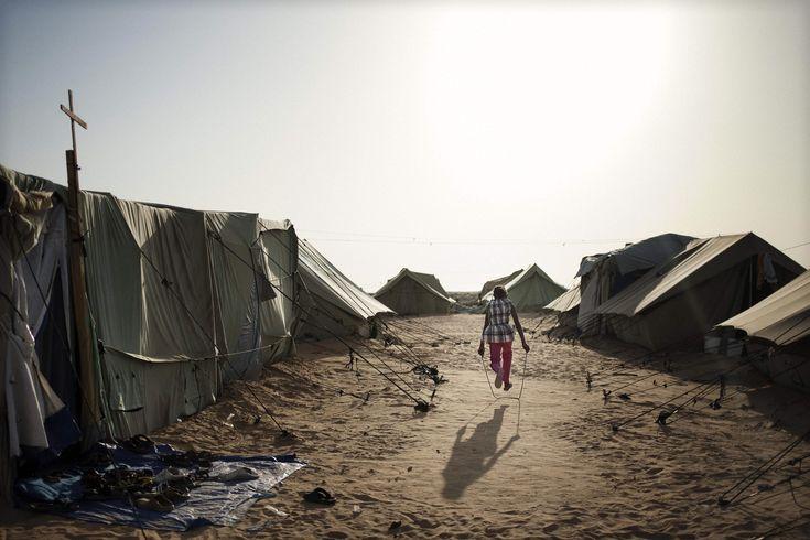 Por qué los campos de refugiados necesitan arquitectos (y ahora más que nunca)