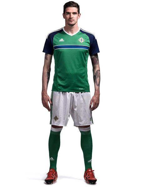 Northern Ireland Euro 2016 Home