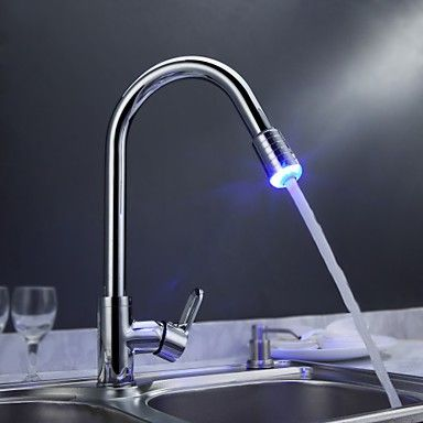 pictures of kitchen faucets and sinks 109 best led kitchen taps images on kitchen 9109