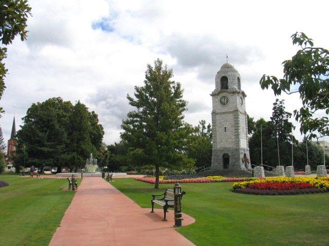Seymour Square, Blenheim