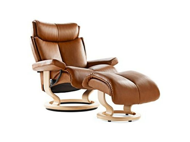The Most Comfortable Chair For Reading Part - 37: Stressless Magic Recliners Chairs Ekornes Stressless Magic Recliner Chair  Lounger - Ekornes Stressless Magic Recliners, Stressless Chairs, Stressless  Sofas ...