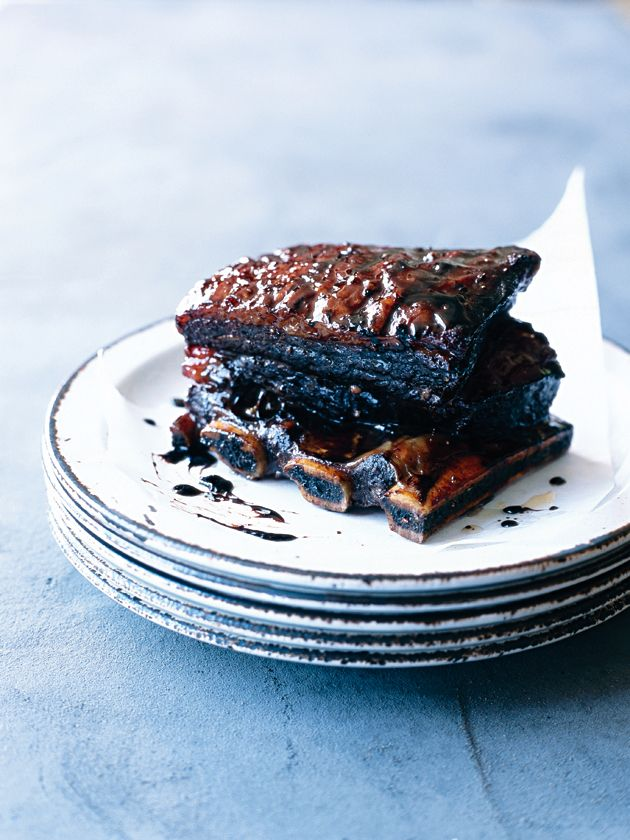 red currant beef ribs