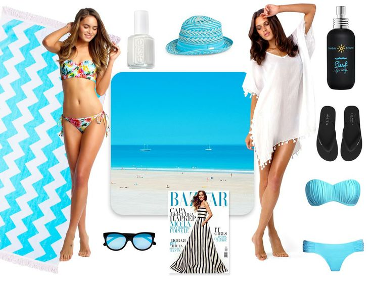 All your summer essentials sorted! absolutely love everything here