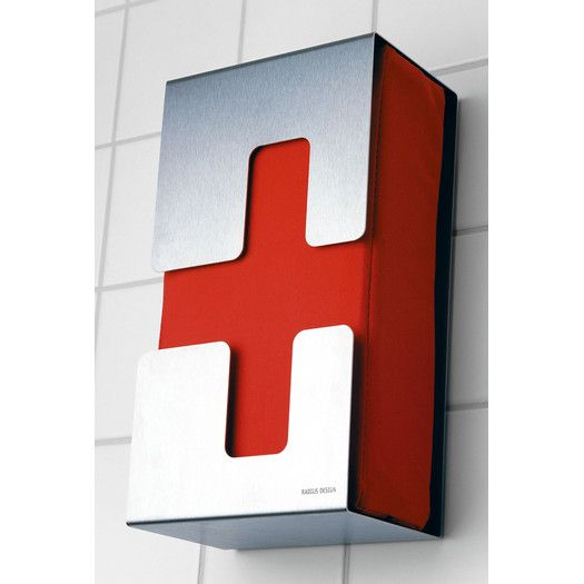 Radius Design First Aid Box