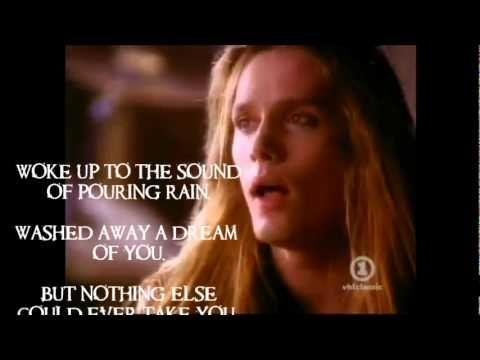 Skid Row - I remember You (Lyrics). - YouTube
