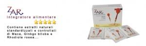 Campione gratuito integratore alimentare Zar