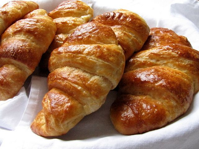 Croissants | `a la Artisan Breads Every Day by Peter Reinhart