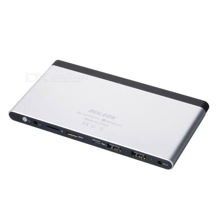 GULEEK i8S WIN10 / Android Super PC w/ 32GB ROM, HDMI,US Plug - Silver
