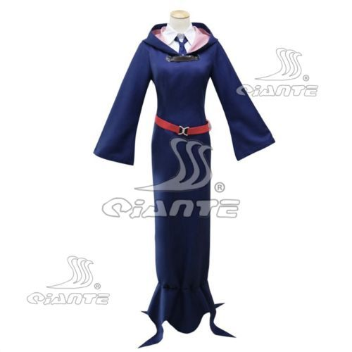 Little-Witch-Academia-Cosplay-Costume-Sucy-Ursula-Diana-Lotte-Atsuko-Fancy-Suit