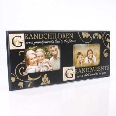 Grandchildren Amp Grandparents Collage Frame Christmas
