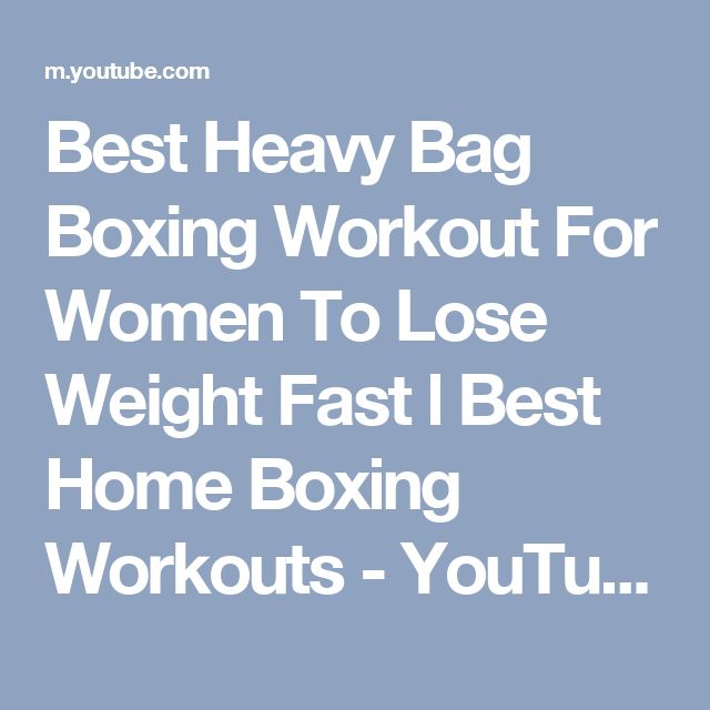 group boxing workouts lose weight