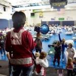 La Cruz Roja Americana continúa con su ardua labor