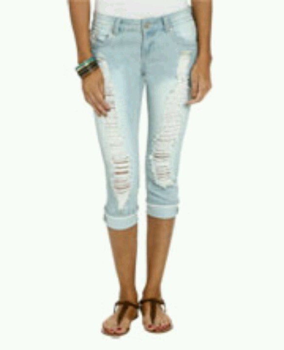 100 best Ripped Jeans images on Pinterest