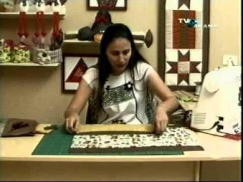 tapete de maquina de costura  Estela Junqueira
