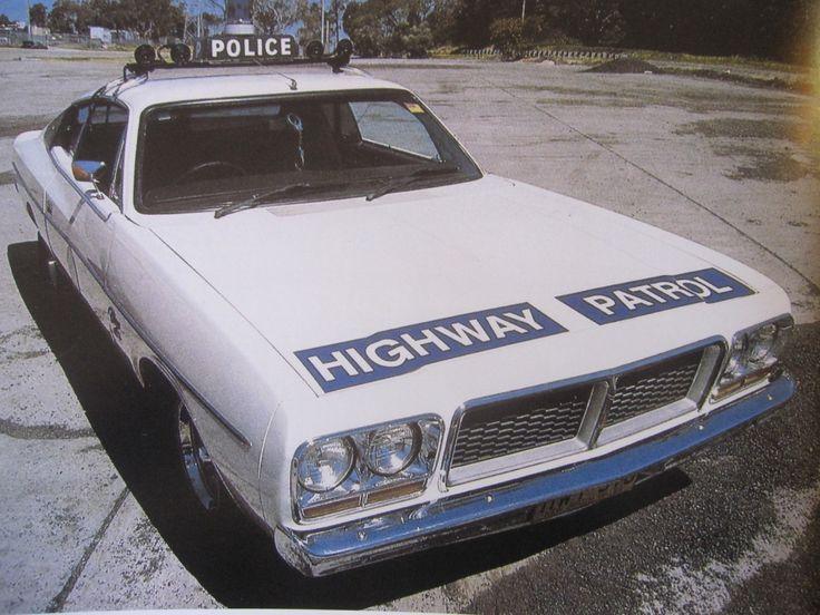CL Charger - Police option. 5.2 litre V8 & Torqueflite automatic transmission