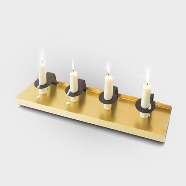 Arcane Candle holder. Perfect for rituals such as dinner parties, first dates and séances