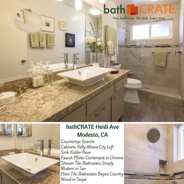 Best KitchenCRATE Images On Pinterest Kelly Moore Backsplash - Bathroom remodel modesto ca