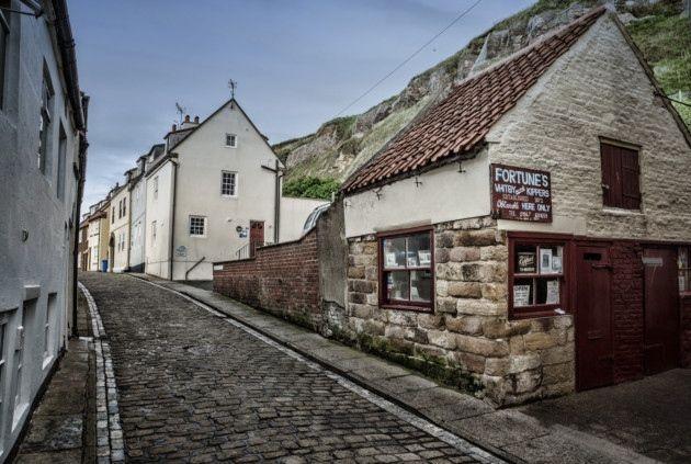 The Old Smokehouse, Whitby by Karol Gajewski. #Readerphotooftheweek