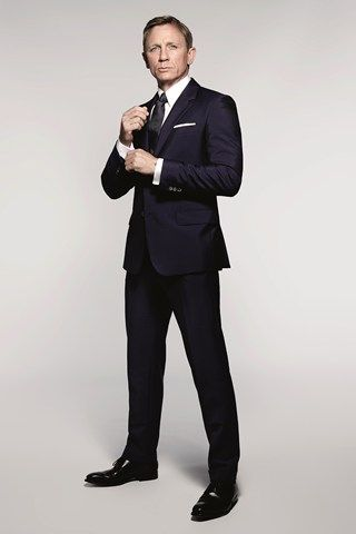 Wardrobe ONLY: A well tailored suit for Look #1                                                                                                                                                      More
