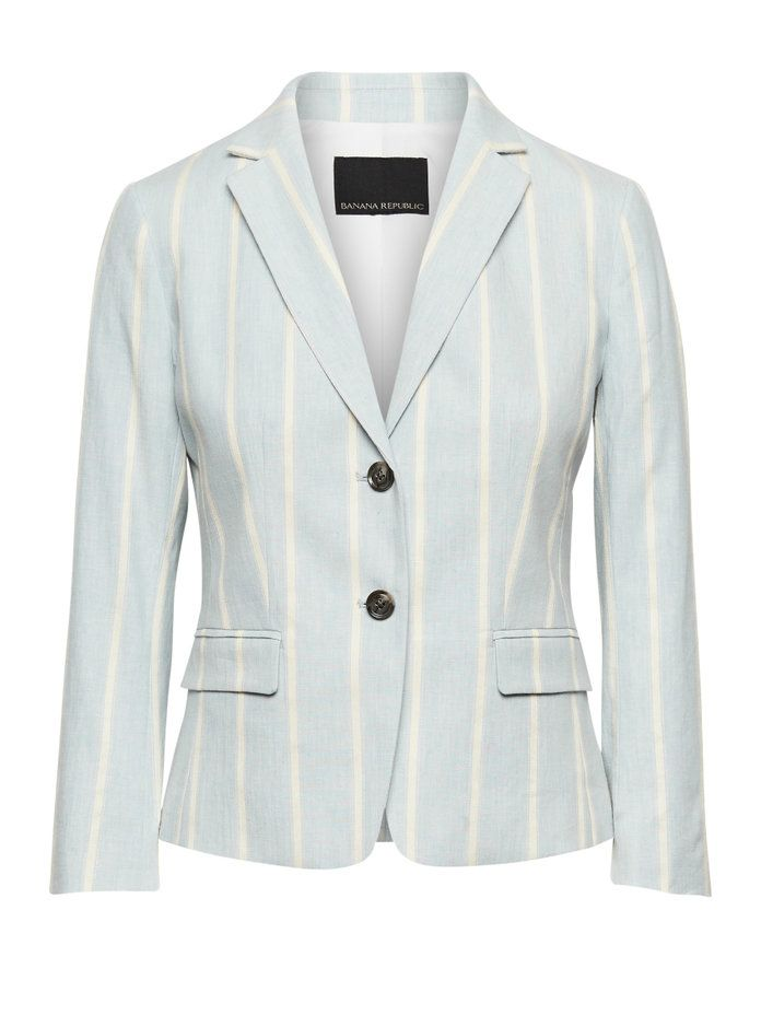 4296e73e30ef3 The Best Warm-Weather Blazers to Wear to Work in 2018
