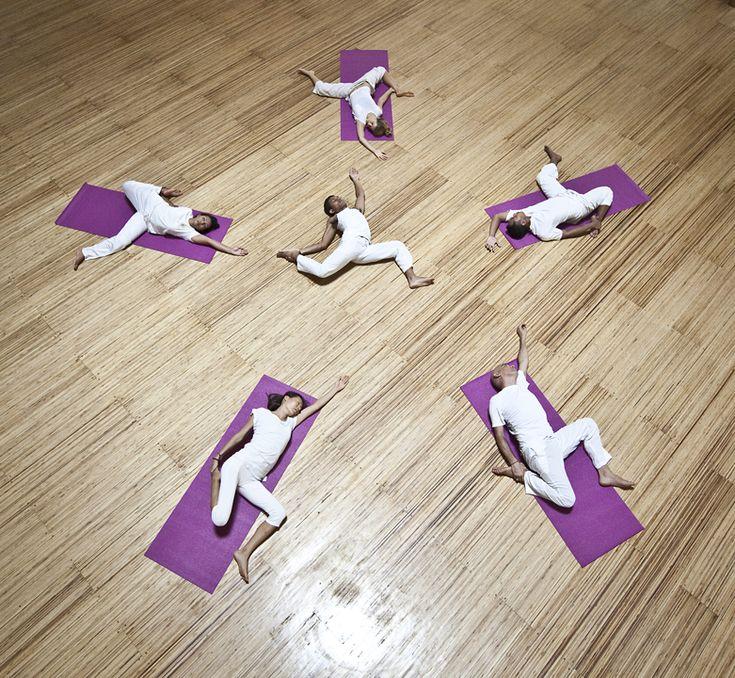 Yoga at Five Elements Bali