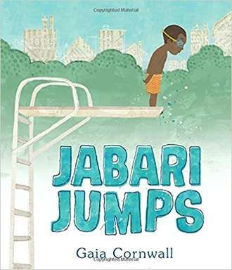 JABARI JUMPS - Karlin Gray