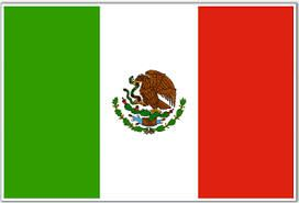 the flag for mexico