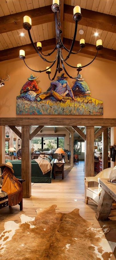 579 Best Ideas For The Western Home Images On Pinterest | Guest Bedrooms,  Haciendas And Log Cabins