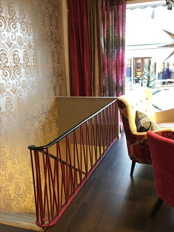 Gardindesign  fra Designers Guild, Interiørdesign og fargekonsulent   Leverandør: www.hegew.no Kreativ Designer: Hege Wølner