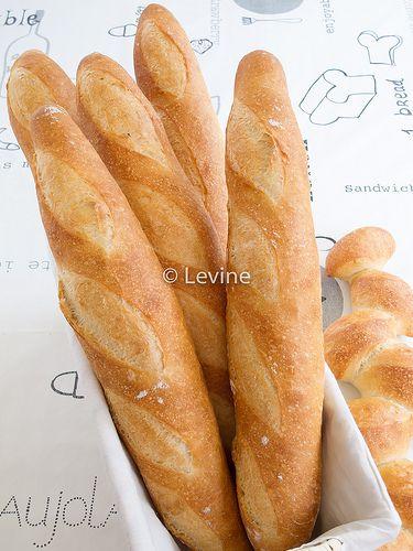 Uit de keuken van Levine: Stokbrood