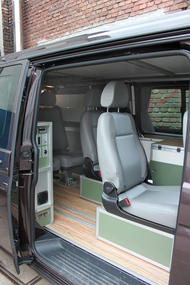 Ideas For Camper Van Conversions
