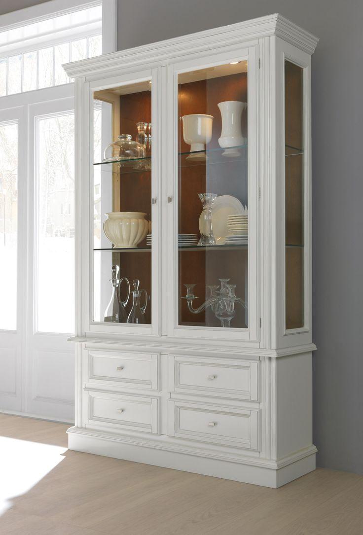 Meblonowak kolekcja Savoia - witryna /  glass-case