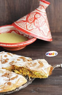 Pastela de Pollo Cuk,una comida marroqui,ideal para quedar bien !!!!
