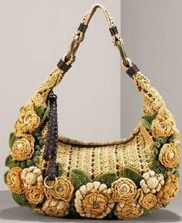 Free Crochet Patterns for Purses ~ Free Crochet Patterns