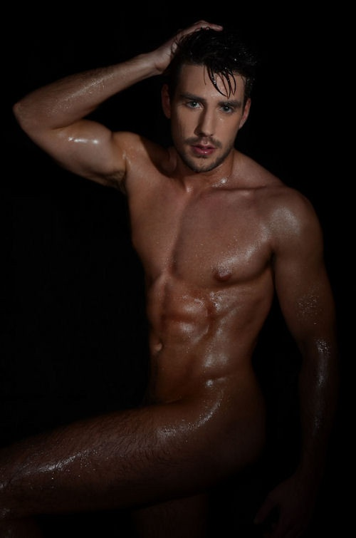 Anthony Lorca by Pascal Anker