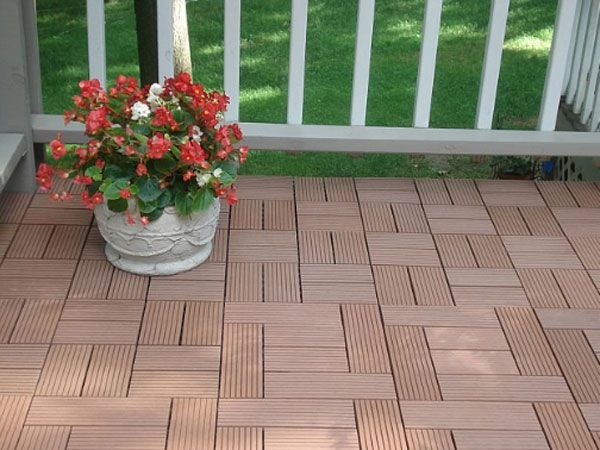 115 best diy decking | simple installation outdoor decking images ... - Diy Patio Floor Ideas